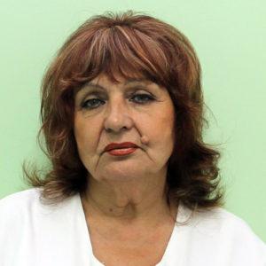 Жарикова Нина Михайловна